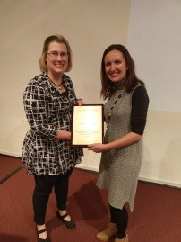 HDA Women's Excellence in Research Award