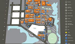 Unisa Mawson Lakes Map Campus Tour   Division of IT, Engineering & the Environment  Unisa Mawson Lakes Map