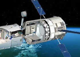 UniSA Trackers Support Space Station Lifeline