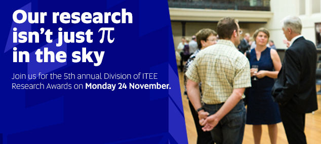 ITEE Research Awards 2014