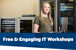 Free and Engaging IT Workshops