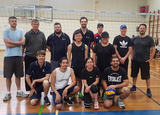 VC Cup Update: Results from Volleball Event