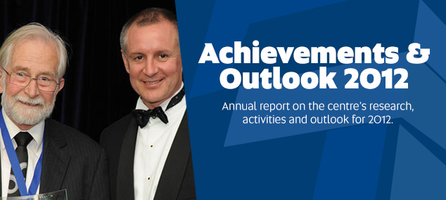 Achievements and Outlook 2012