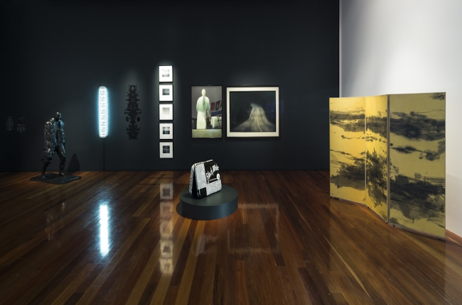 Revealed²: CollectorSpace, 2013, installation detail,  Anne & Gordon Samstag Museum of Art, University of South Australia.