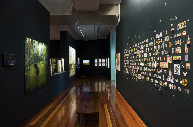 Installation view 2016 Fleurieu Art Prize, Anne & Gordon Samstag Museum of Art, University of South Australia.
