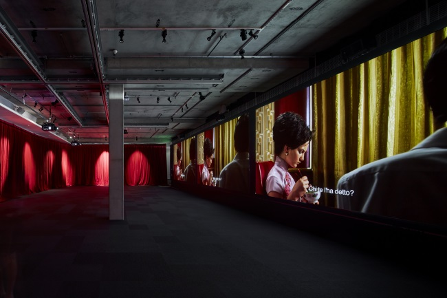 Ming WONG, In Love for the Mood install