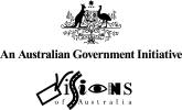 Visions of Australia, Australian Government Initiative
