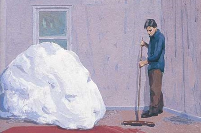Wright_Edward_Sweeping_Snow_2003_Detail_Web