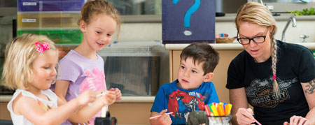 Bachelor of Early Childhood Education (Honours)