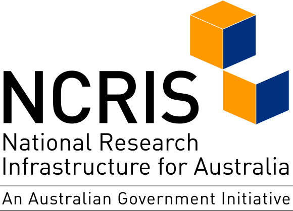 National Collaborative Research Infrastructure Strategy Logo