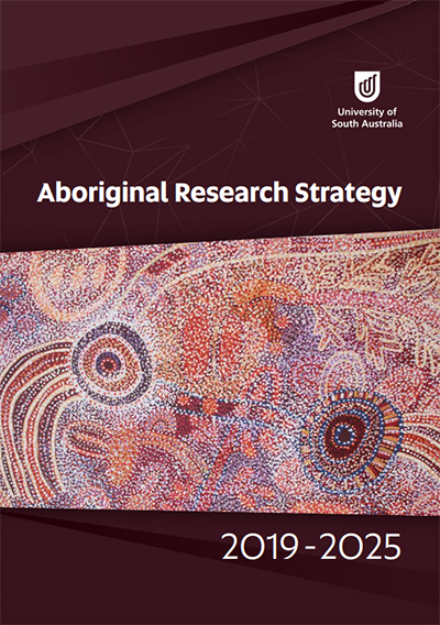 Aboriginal Research Strategy cover art