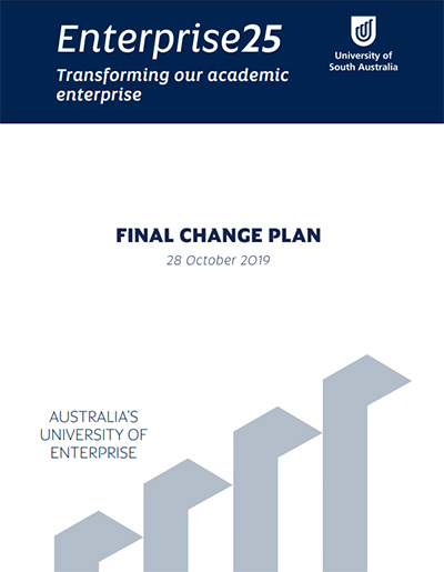 Enterprise25 Final Change Plan