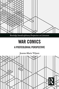 Book cover: War Comics: A Postcolonial Perspective